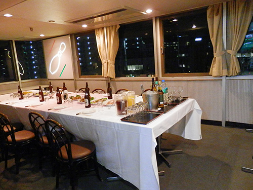 【Party venue for small groups】